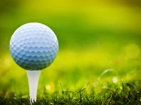 Stock Image-Golf