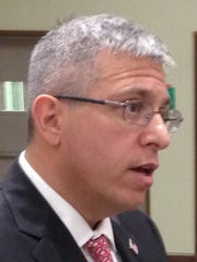 Board of Governors member Alan Levine was reappointed