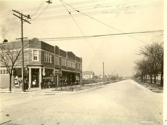 This photo, provided by the Shorewood Historical Society,
