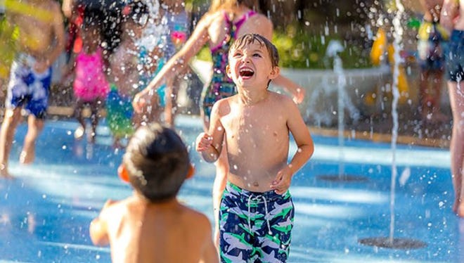 Summer Splash Thursdays begin at 6 p.m. at Tempe Marketplace though July 26.