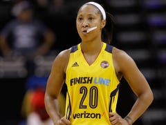 Indiana Fever's Briann January looks ahead to offseason as Arizona State assistant coach