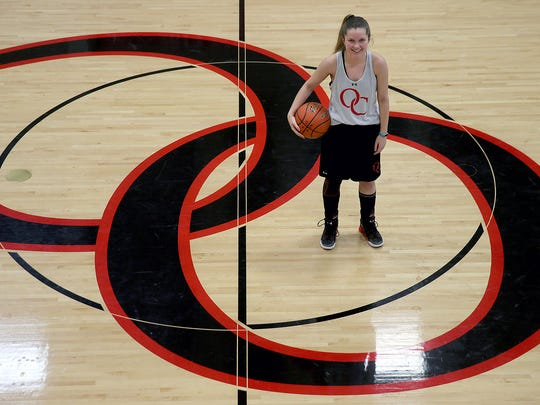 OC guard Jewel Johnson didn't have an answer for her continued health problems until she was diagnosed with Crohn's disease.