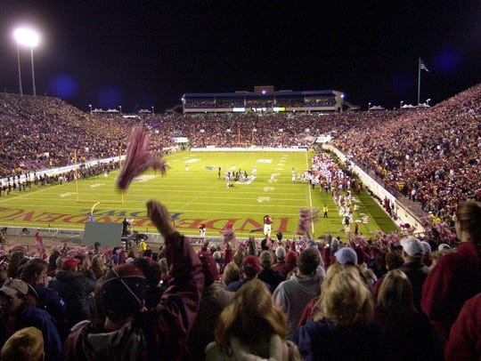 The Independence Bowl has enlisted a firm to help its
