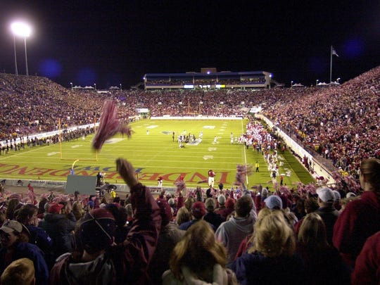 The Independence Bowl has enlisted a firm to help its sponsor search.
