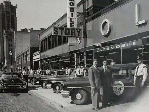 Car Dealerships Lansing Mi >> From the Archives: Car dealerships we miss