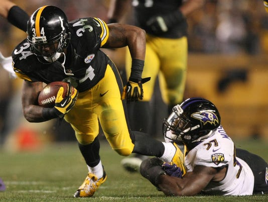 NFL: AFC Wild Card Playoff-Baltimore Ravens at Pittsburgh Steelers