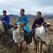 Reindeer herders, eagle hunters: New Silversea tour brings rare encounters in Mongolia