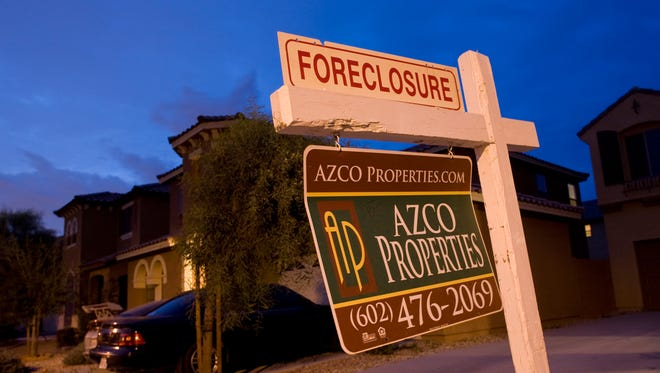 """There are different estimates as to the total number of foreclosures since 2008. One approximation that is common is """"over 5 million."""""""
