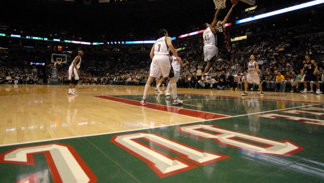 The NBA's Milwaukee Bucks are seeking a new arena to replace the outdated BMO Harris Bradley Center.