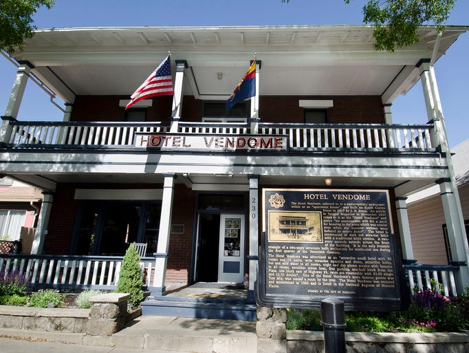 Bed And Breakfast Prescott Az
