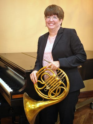 Jean Hall organized various programs for the home-schooling community before taking on her new role as executive director of the Wichita Falls Youth Symphony.
