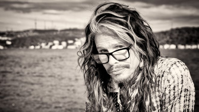 "Aerosmith frontman Steven Tyler is working on a country album in Nashville and has just released a single, ""Love Is Your Name."""