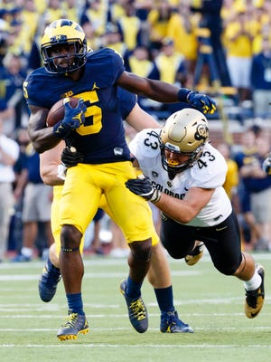 Michigan Wolverines linebacker Jabrill Peppers is among the top players in the country