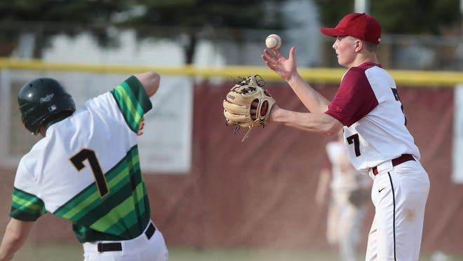 De Pere baseball standout Will Semb will play at the University of Iowa.