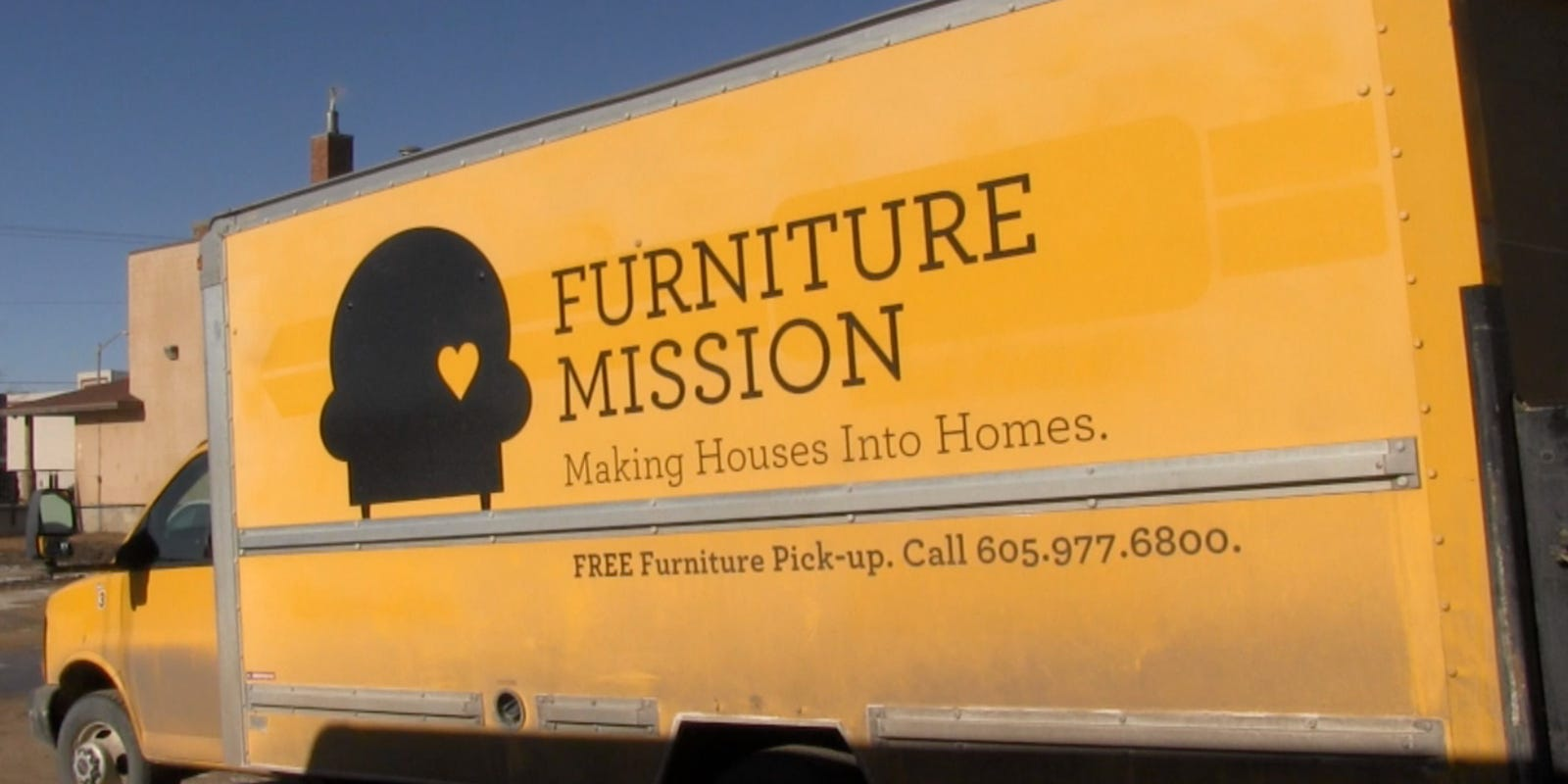 Furniture for folks in need