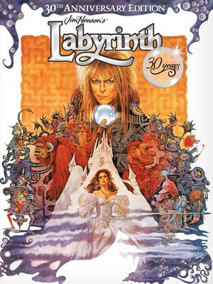 """The Jim Henson classic """"Labyrinth"""" is getting a theatrical re-release and a new Blu-ray edition for its 30th anniversary."""