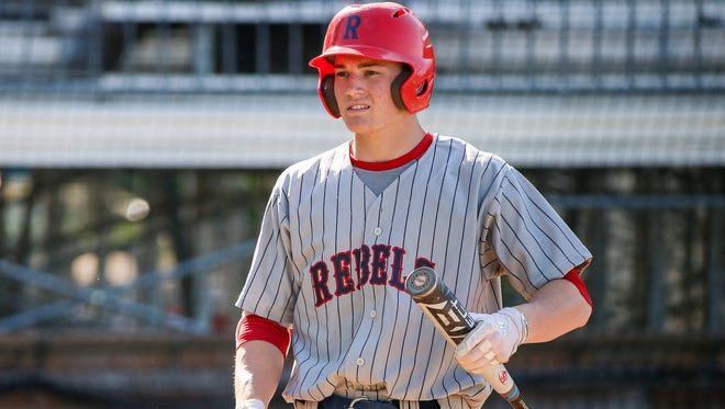 FILE – Roncalli's Nick Schnell led the Rebels to a sectional win over Pike on Saturday afternoon.