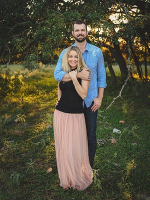"""Josh Grider is """"Home for the Holidays."""" The holiday concert will feature Grider's family: his wife Kristi and two young sons Joshua James and Evan."""