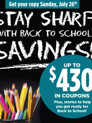 Coupons Back To School