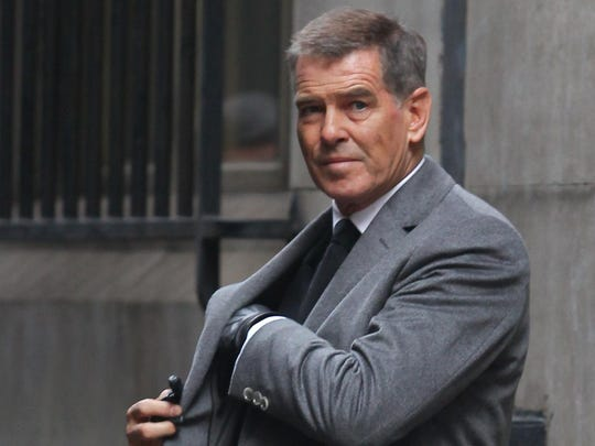"His wealth and power are of no protection when an unbalanced ""I.T."" guy gets hold of Mike Regan's (Pierce Brosnan) passcodes and wreaks havoc with his business and personal life."