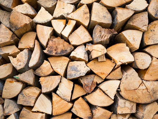 Know what kind of wood you're buying and how much, and when it was cut.