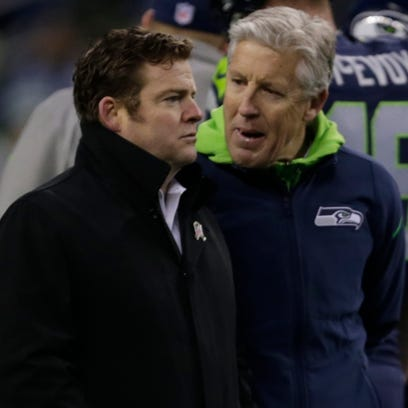 John McGrath: Seahawks must upgrade line, whatever the cost