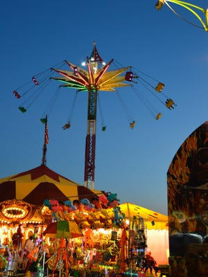 The Firefighters' Indian River County Fair returns March 9 through 18.