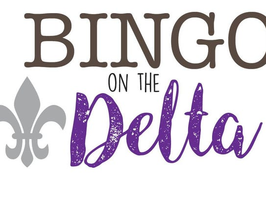 Bingo on the Delta is a dinner fundraiser will be Saturday.