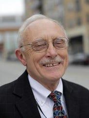 Streetcar project leader John Deatrick