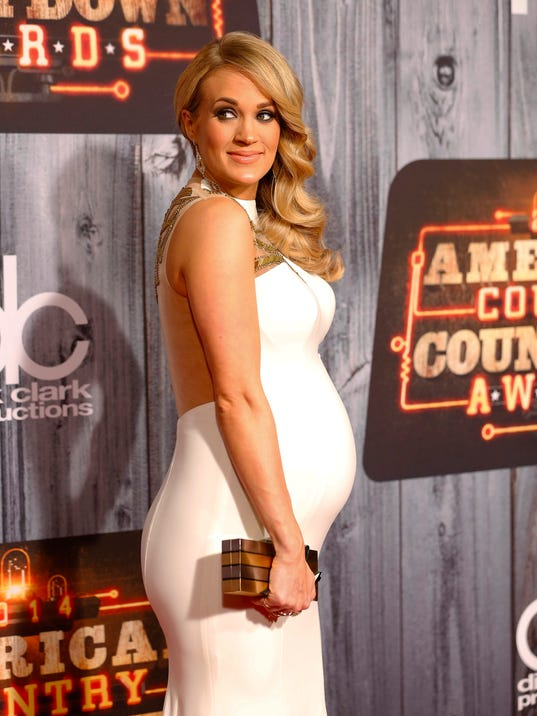 AP 2014 AMERICAN COUNTRY COUNTDOWN AWARDS - ARRIVALS A ENT USA TN