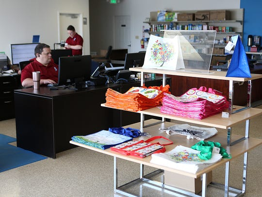 West Texas Lighthouse for the Blind opens office supply store