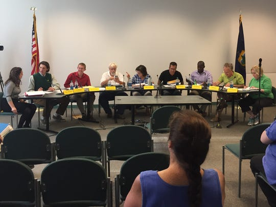 Shelburne's Development Review Board met on Wednesday, June 15, 2016.