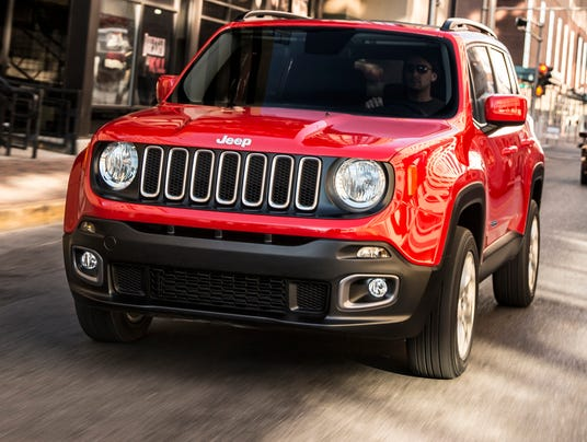 Jeep goes to Italy for new Renegade mini-