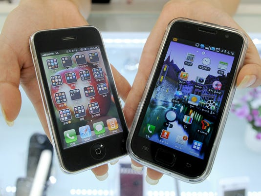 Commission rules Samsung infringed Apple's patents