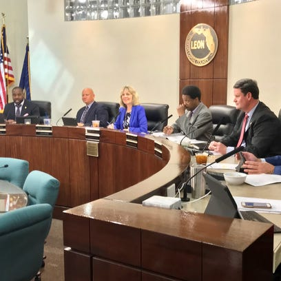 Leon County commissioners on Tuesday voted unanimously