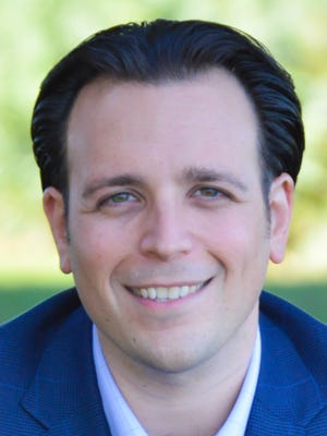 Jared Grifoni was unanimously elected City Council vice-chair at Monday night's meeting.