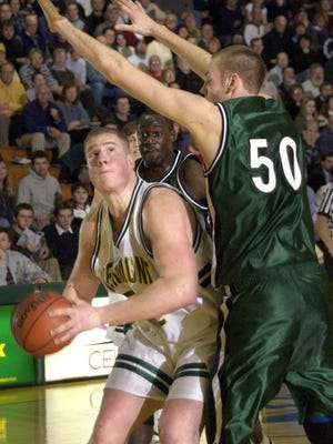 Matt Sheftic, a former Essex star, played college basketball at the University of Vermont.
