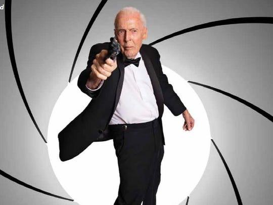 """James Bond"""