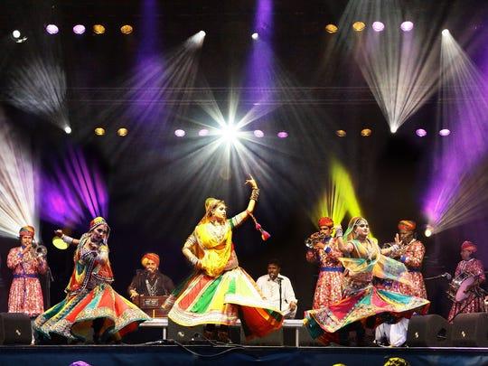Bollywood Masala Orchestra will perform on Nov. 1 at