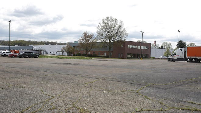 A section of warehouse space at 4676 Erie St. S in Massillon is to become a shipping and storage hub for Akron-based GOJO Industries, the maker of Purell hand sanitizer.