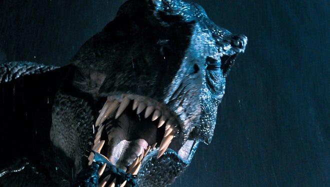 The 'Jurassic Park' franchise returns in 2015.