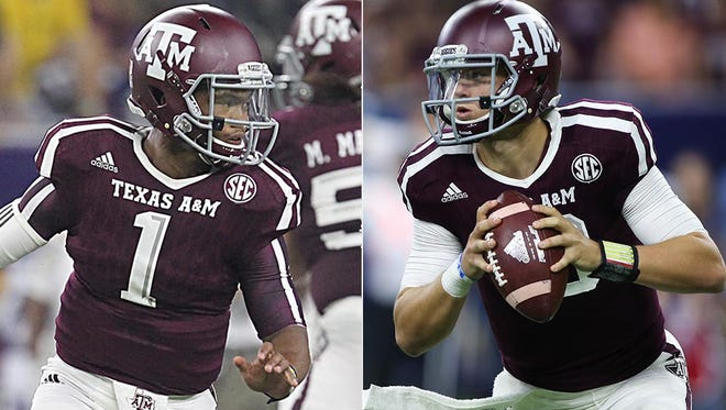 Kyler Or Kyle Which Quarterback Gives Texas A M The Best Chance