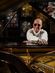 Paul Shaffer poses for a portrait May 23, 2017, at the Musicians Hall of Fame and Museum. On Oct. 22, he'll return to Nashville to host the 2019 Musicians Hall of Fame Induction Ceremony and Concert.