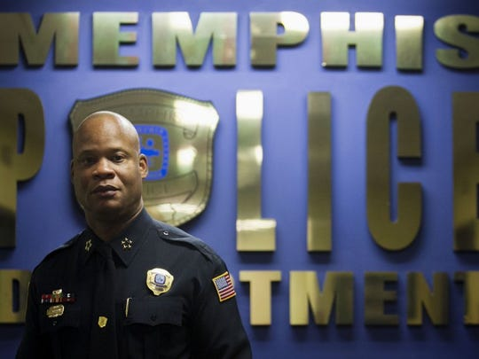 Former Memphis police Director Toney Armstrong
