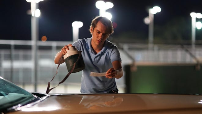"""Bodies of Water,"" by Michigan State grad David Keenan, are among the first short films to be presented on Wednesday. It stars Ellar Coltrane, the ""Boyhood"" star."