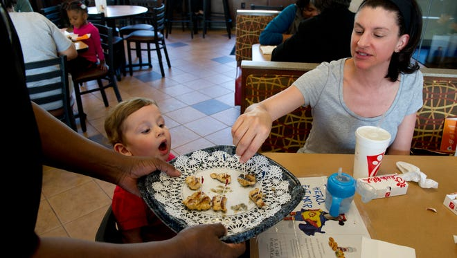 The kids menu must have better-for you offerings that truly are better.