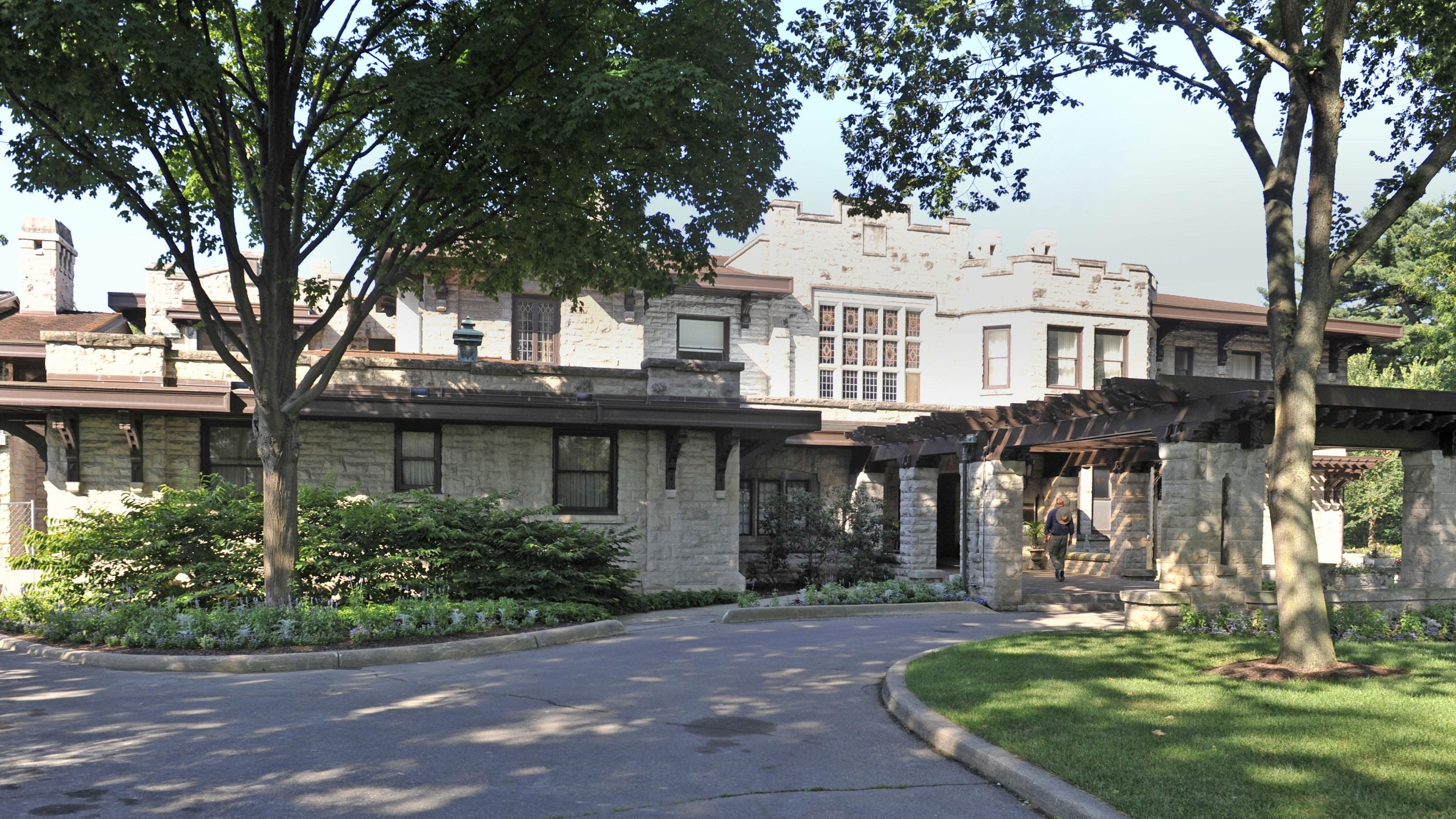 Benson Ford House Ford Estate Makeover To Bring 1915 Back To Life