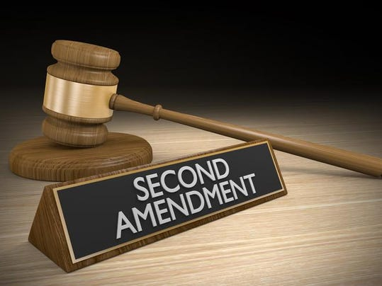 Second Amendment right to bear arms and gun control challenge