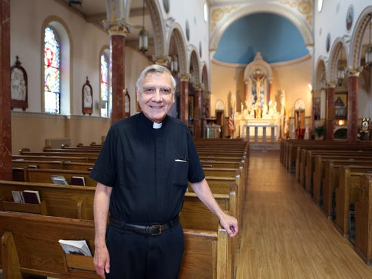 Rev. Patrick Angelucci has been tasked by the Archdioceseto