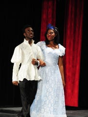 Prince Charming, played by Nyles Clincy, shows his